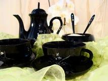 亚洲茶 免版税图库摄影