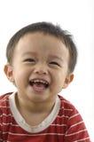 亚洲逗人喜爱的孩子 库存图片