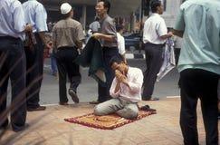 亚洲马来西亚吉隆坡 免版税库存图片