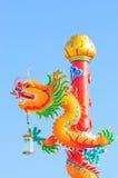 亚洲龙 免版税库存照片