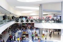 亚洲购物中心sm 库存照片