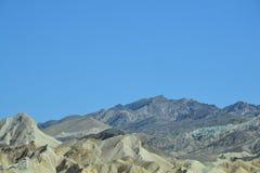 死亡谷国家公园,死亡谷路 免版税图库摄影