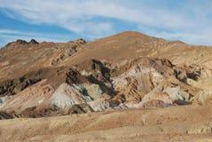 死亡谷,加利福尼亚。 免版税库存照片