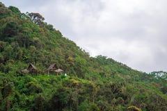 死亡路Los Yungas玻利维亚 图库摄影