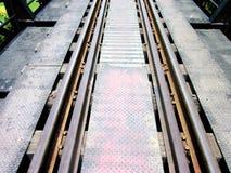 死亡铁路,纪念品世界大战2 图库摄影
