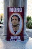 死亡Morosini的记念 库存照片