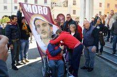 死亡Morosini的记念 免版税图库摄影
