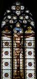 交叉的耶稣 免版税库存图片
