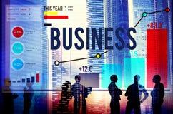 交易起步公司公司概念 免版税图库摄影