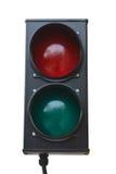 交通信号 免版税图库摄影