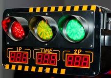 交通信号 免版税库存图片