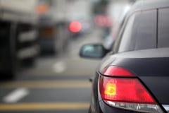 交通堵塞 免版税库存图片