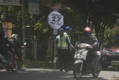 交通志愿运输 免版税库存图片