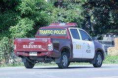 交通警汽车 图库摄影