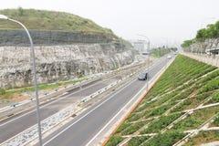 交通设施 免版税库存照片