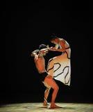 交锋差事到迷宫现代舞蹈舞蹈动作设计者玛莎・葛兰姆里 库存图片