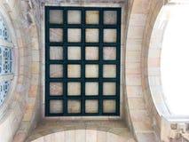 亦称万国教堂极度痛苦的大教堂在耶路撒冷,以色列 库存照片