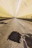 亦称罗伯特C征收百老汇隧道在旧金山 图库摄影