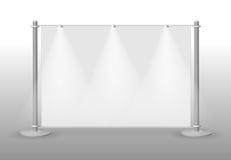 产品介绍面板 免版税库存图片