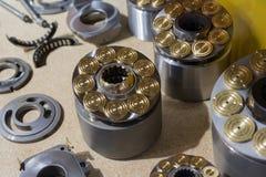 产品样品机械工程的 库存照片