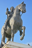 亨利四世, 图库摄影