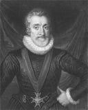亨利四世 免版税库存照片