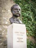 亨利Dunant,日内瓦, Switzeland 免版税库存图片