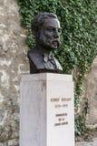 亨利Dunant,日内瓦, Switzeland 图库摄影