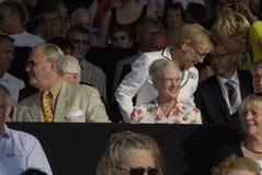 亨里克margrethe王子女王/王后 库存照片