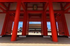 京都宫殿 免版税库存照片
