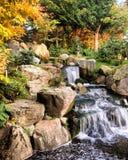 京都庭院 免版税图库摄影