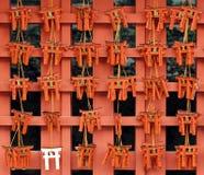 京都Fushima Inari 免版税库存照片