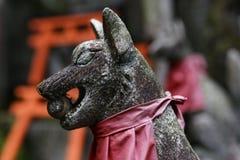 京都Fushima Inari 库存图片