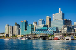 亲爱的港口,悉尼,澳大利亚 免版税库存图片
