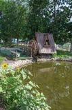 人为池塘,文化和休闲中央公园  库存图片