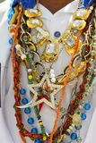 人使用的宗教装饰品 免版税库存图片