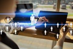 人力调配、HR、补充,领导和teambuilding 图库摄影