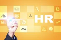 人力调配、HR、补充,领导和teambuilding 免版税库存照片