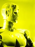 人员机器人 库存图片
