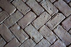 人字形地板 免版税库存图片