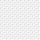 人字形木条地板无缝的样式 皇族释放例证