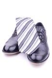人对s鞋子关系 库存图片