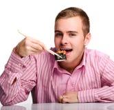 人寿司 免版税库存图片