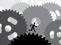 人工作 免版税库存图片