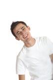 人年轻人 免版税图库摄影