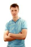 人年轻人 免版税库存图片