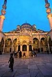令人惊讶的伊斯坦布尔 免版税库存图片