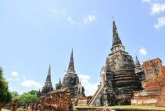 古老市泰国 免版税库存照片