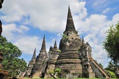 古老市泰国 库存图片
