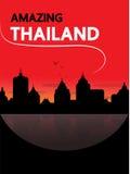 令人惊讶的泰国 库存图片
